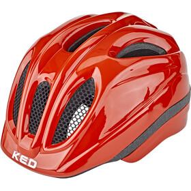 KED Meggy Helmet Kids red